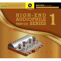 cd HI-END AUDIOPHILE TEST CD 1 * Lagu BARAT * Audiophile, HiEnd, SQ