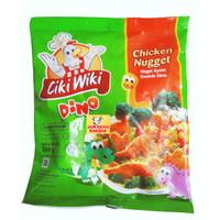 Cikiwiki Chicken Dino Nugget 250 gr