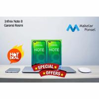 Infinix Note 8 6/64 6/128 Garansi Resmi