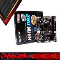 Motherboard Gigabyte H81M-DS2 Socket 1150 Resmi