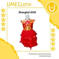 Cheongsam Cewek / Baju Imlek Shanghai Anak Perempuan #8130 #8130A