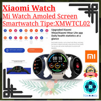 Xiaomi Mi Watch Amoled Screen Smart Watch by Xiaomi SmartWatch