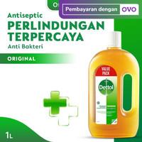 Dettol Antiseptik 1 Liter Original