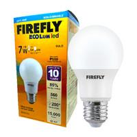 Lampu LED Bulb 7W FIREFLY, Putih - MEVAL
