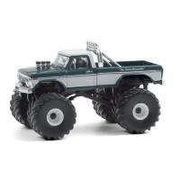 Greenlight 1:64 1979 Ford F-250 Monster Truck Texas Armadillo Green