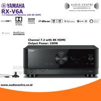 Yamaha RX-V6A RXV6A RXV 6A 7.2 AV Receiver with 8K HDMI Dolby Atmos