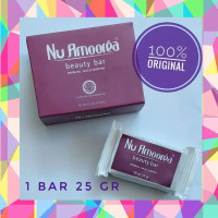 sabun nu amoorea beauty bar 25 gr