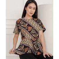 Blouse Batik Wanita | Top Batik Wanita | Batik Wanita | Top Batafurai - S