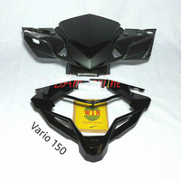 Batok lampu depan Vario 150 / 125 Win Tutup lampu depan Cover depan