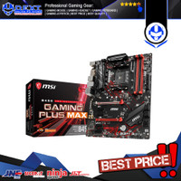 MSI B450 Gaming Plus MAX (AM4, AMD, B450, DDR4, USB3.2, SATA3)