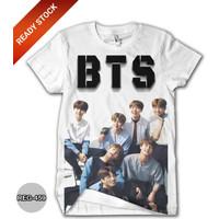 Baju BTS Anak Perempuan Wanita Kaos BTS Dewasa #REG-459