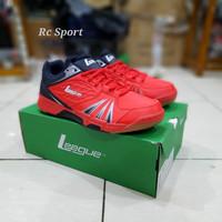 ORIGINAL SEPATU BADMINTON LEAGUE LEGAS - Sepatu Olahraga Badminton