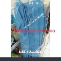 Baju pasien/Baju Operasi/Baju Rumah Sakit(bahan kantun Oxford) Nyama