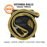 BAN VITTORIA RALLY 700x25c TUBULAR - GUMWALL
