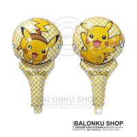Balon Tongkat / Balon Foil Pentung / Balon Karakter Pokemon