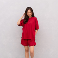 Home Wear Set - Cotton Bamboo 30s