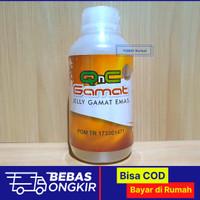 Obat Lambung Herbal - Lambung Perih Panas, Sesak Nafas QNC Jelly Gamat