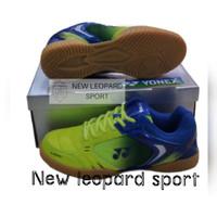 Sepatu Badminton Yonex legend king 68 (lime/green/blue/purple)