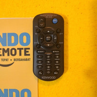REMOTE TAPE AUDIO MOBIL KENWOOD RC-405 ORIGINAL