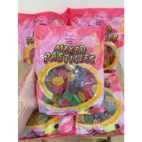 Permen Jelly Waisun (Mixed Pastilles Candy) - Jeli Aneka Rasa