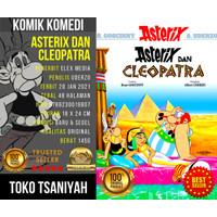 Buku Komik Anak Asterix Obelix Komik Asterix dan Cleopatra Uderzo