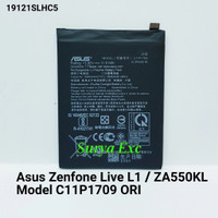 Baterai Asus Zenfone Live 1 Asus Live L1 ZA550KL Model C11P1709 ORI