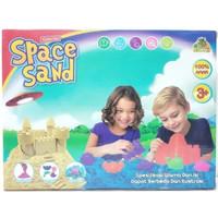Mainan Edukasi Anak Pasir Kinetik Play Sand / Space Sand Murah