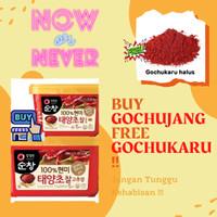 SUNCHANG GOCHUJANG PASTE KOREAN 500G/SAMBAL PASTA RED PEPPER TERMURAH!