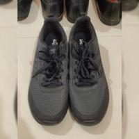 Sepatu Adidas Cloudfoam Ortholide Full Black Size 46 Original Like New