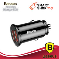CAR CHARGER BASEUS 30W Dual USB QUICK CHARGE 3.0