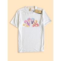 Kaos TShirt Baju premium Anime Aikatsu idol akademi member jepang