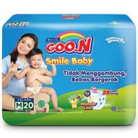 POPOK BAYI/POPOK ANAK/Goo.N baby diapers pants M-20