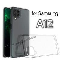 Soft Case Samsung Galaxy A12 Slim Soft Ultra Thin Case Samsung A12