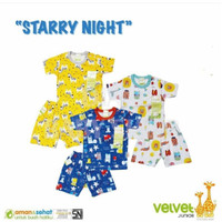 NEW Baju Anak Bayi Setelan Pendek Velvet Junior Pakaian Baby SNI Halus - LB