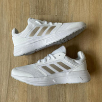 Sepatu Adidas Galaxy 5 White List Gold