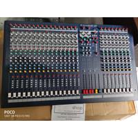 Mixer Audio SoundCraft LX7 24 Channel 6 Tone 6 Aux 4 Grup