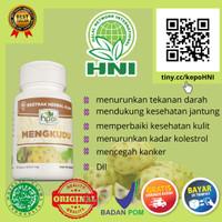 obat herbal untuk darah tinggi MENGKUDU kapsul herbal hni hpai