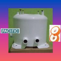 Tabung besi pompa air sanyo ph 130 b tangki otomatis lokal dea