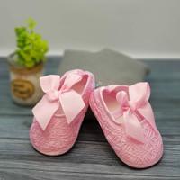 New - sepatu prewalker pita bayi perempuan