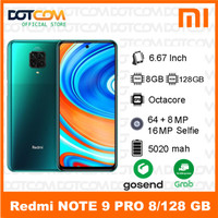 Xiaomi Redmi Note 9 PRO Ram 8/128 Gb Not Poco X3 - Tropical Green