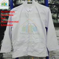 seragam sekolah baju Putih koko muslim SD SMP SMA