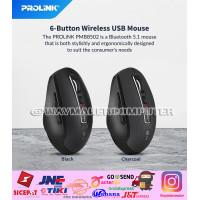 PROLiNK PMB8502 Bluetooth Mouse Wireless Portable MURAH ORIGINAL RESMI