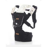 Gendongan Bayi Baby Carrier Hipseat Hip Seat Carrier imama aimama - Hitam