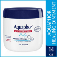 Aquaphor Baby Healing Ointment Advanced Therapy Skin Protectant 396gr