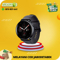 Samsung Galaxy Watch Active 2 Alumunium 44mm Black Garansi SEIN