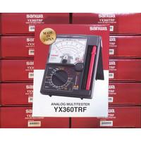 Avometer Multimeter Multitester Analog SANWA YX360TRF / YX360 TRF