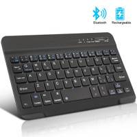 i9 Mini Wireless Bluetooth Keyboard Slim for Windows Android iOS PC