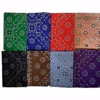 Sleyer bandana motif batik