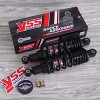 SHOCK YSS TOP PRIME 280 MM BLACK JUPITER Z / VEGA R / F1ZR