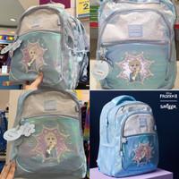 Smiggle Bag Backpack Frozen 2 Elsa Original Tas Sekolah Anak Asli
